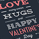 Valentine's Day Photo Card - GraphicRiver Item for Sale