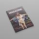 Minimal Fashion Magazine Template - GraphicRiver Item for Sale