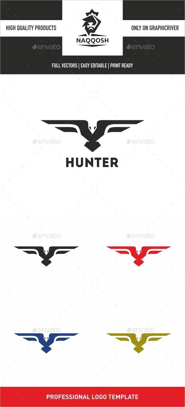 GraphicRiver Hunter 10028695