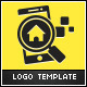 Mobile House Logo Template - GraphicRiver Item for Sale