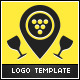 Wine Point Logo Template - GraphicRiver Item for Sale