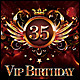 VIP Birthday Poster/Flyer - GraphicRiver Item for Sale