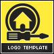 Home Repair Logo Template - GraphicRiver Item for Sale