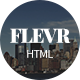 Flevr - Business Site Template - ThemeForest Item for Sale