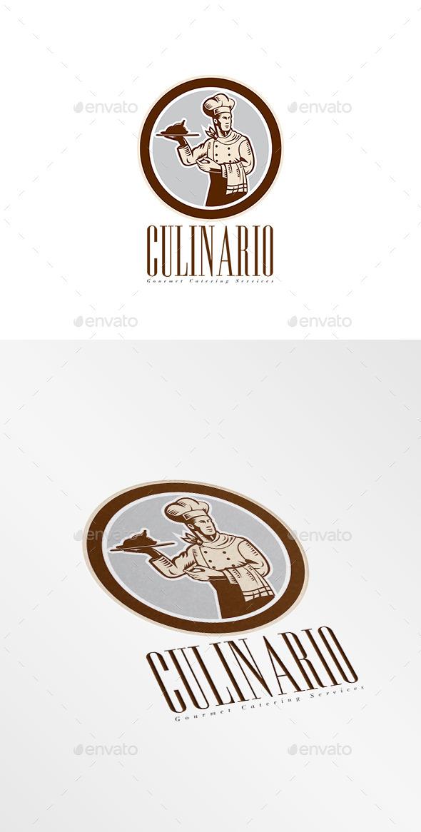 Culinario Gourmet Catering Services Logo