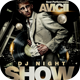 DJ Night Show Flyer Template - GraphicRiver Item for Sale