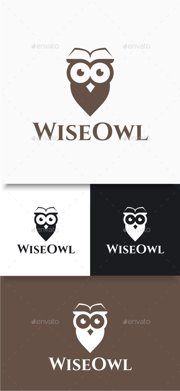 GraphicRiver Wise Owl 10031520