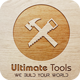 The Ultimate Tools Logo - GraphicRiver Item for Sale