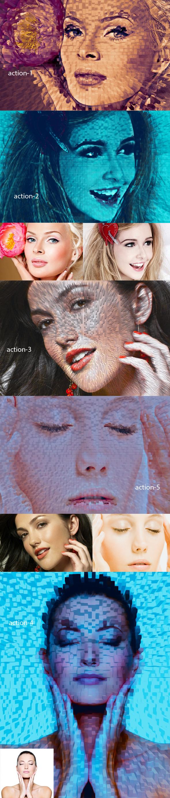 GraphicRiver Pixel Art Action 10031538