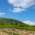 Mountain view from the top of Goverli, Carpathians - PhotoDune Item for Sale