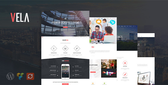ThemeForest Vela Responsive Business Multi-Purpose Theme 9793377