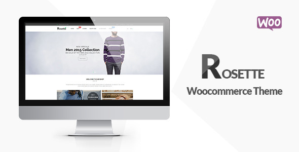 Rosette Fashion Store Woocommerce Theme
