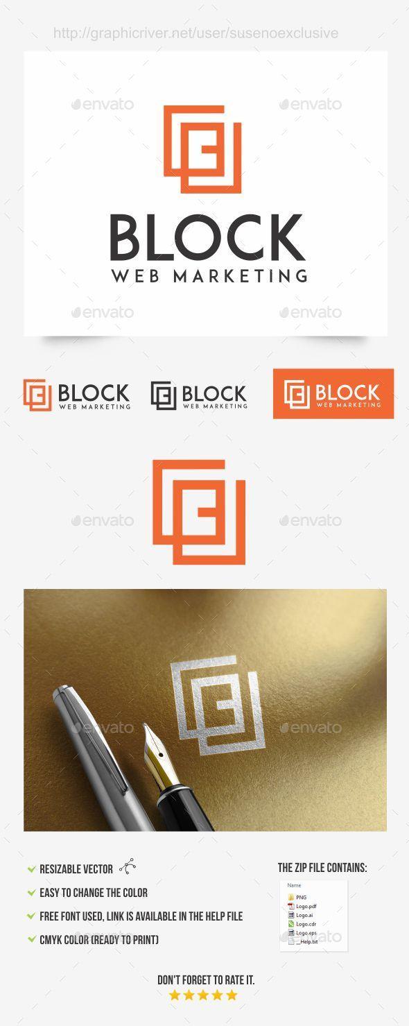 GraphicRiver B Logo 10032441