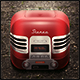 Radio icon - GraphicRiver Item for Sale