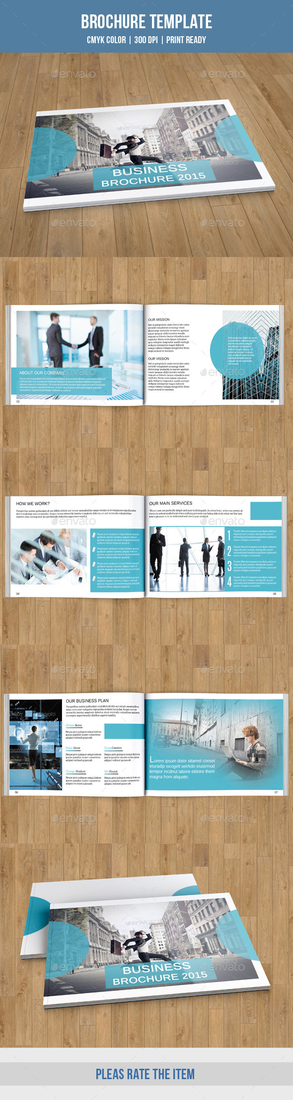 GraphicRiver Business Catalog-V142 10032621