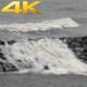 Giant Waves Exceeding Breakwater 2 - VideoHive Item for Sale