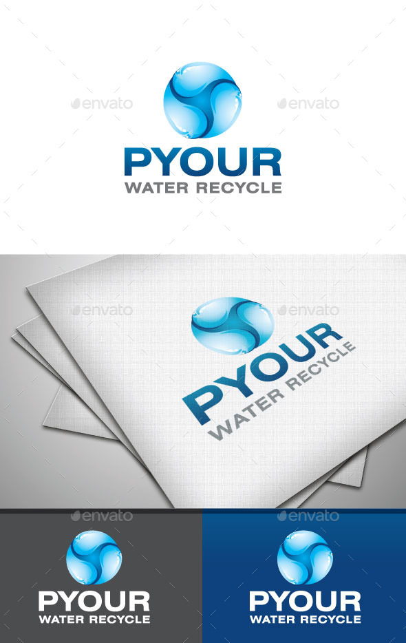 GraphicRiver Pure Water 10033226