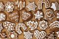 Christmas homemade gingerbread cookies - PhotoDune Item for Sale