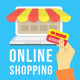 Online Shopping Concepts - GraphicRiver Item for Sale