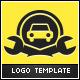 Car Repair Logo Template - GraphicRiver Item for Sale