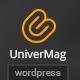 UniverMag – WordPress News & Magazine Theme (News / Editorial) Download