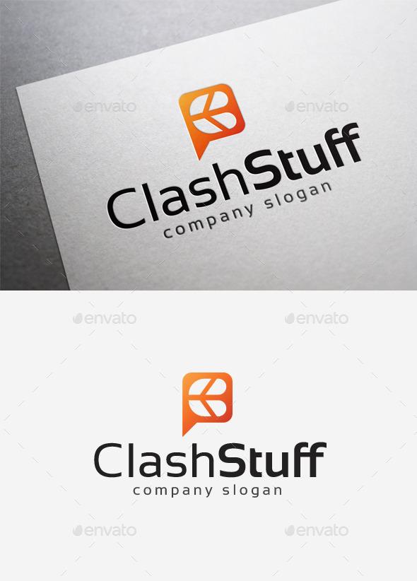 Clash Stuff Logo