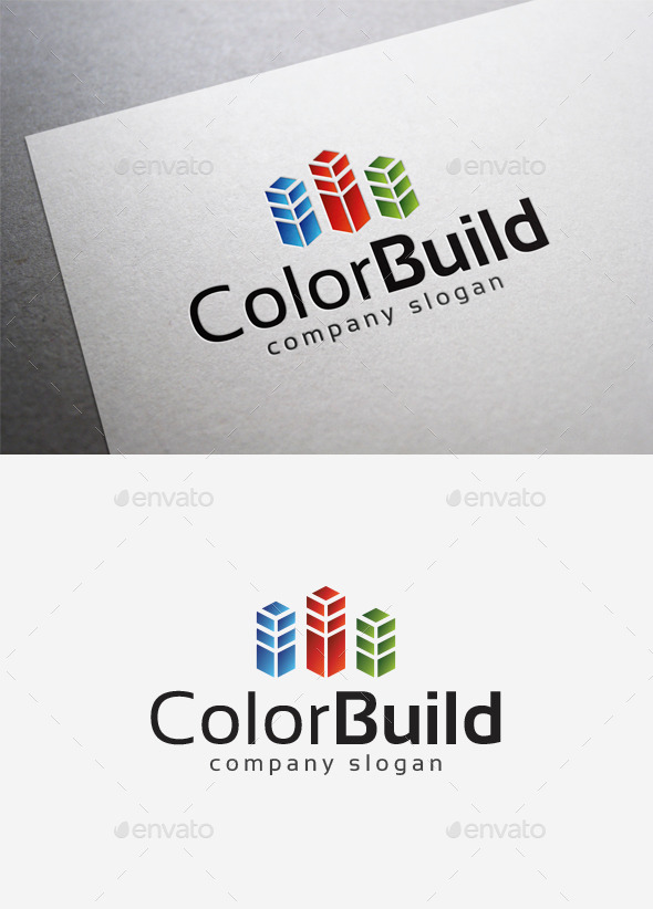 Color Build Logo