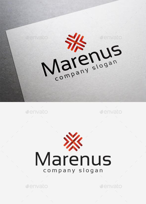 GraphicRiver Marenus Logo 10034858
