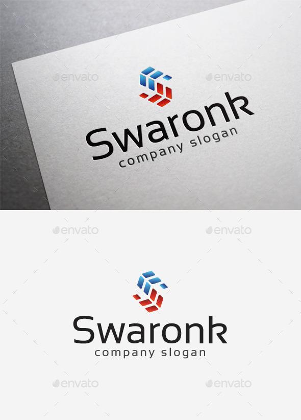 GraphicRiver Swaronk Logo 10035186
