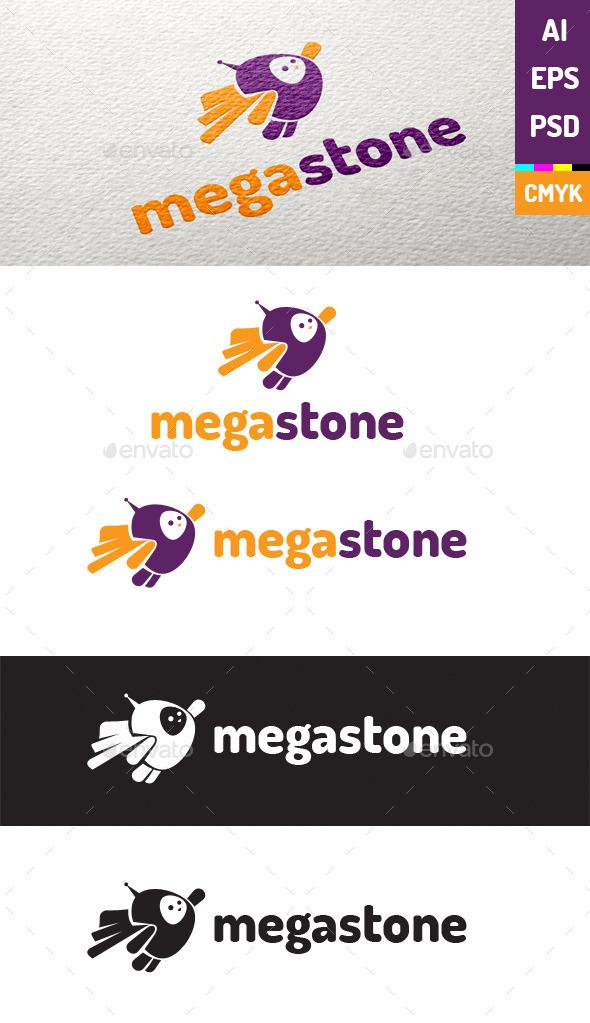 GraphicRiver Megastone Logo Template 10035336