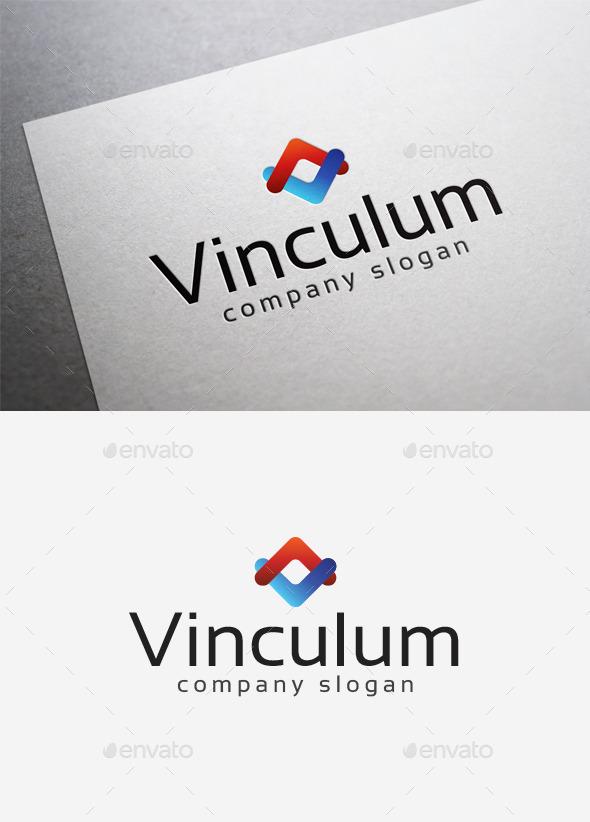 GraphicRiver Vinculum Logo 10035356