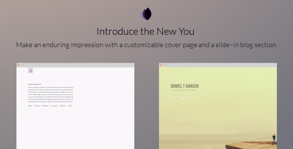 ThemeForest Vernalis A Tumblr Theme for Personal Blog 10035362