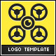 Drone Eye Logo Template - GraphicRiver Item for Sale