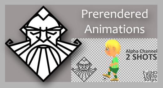 Prerendered Animation