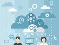 business cloud - PhotoDune Item for Sale