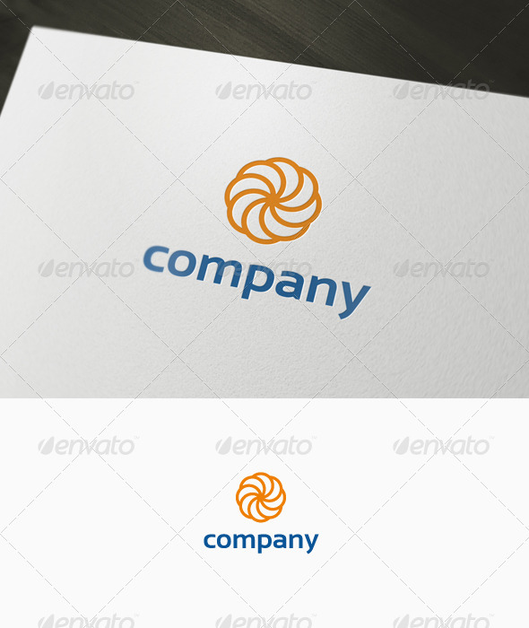 GraphicRiver Abstract Logo 1009407