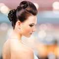 Modern wedding hairstyle - PhotoDune Item for Sale