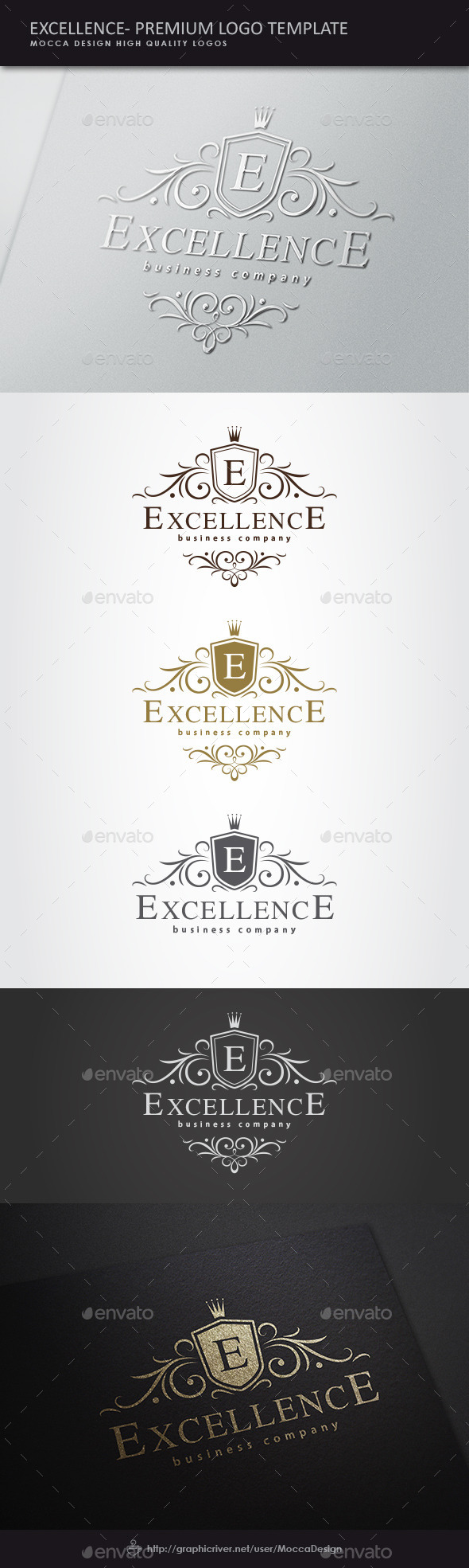 GraphicRiver Excellence Logo 10036942