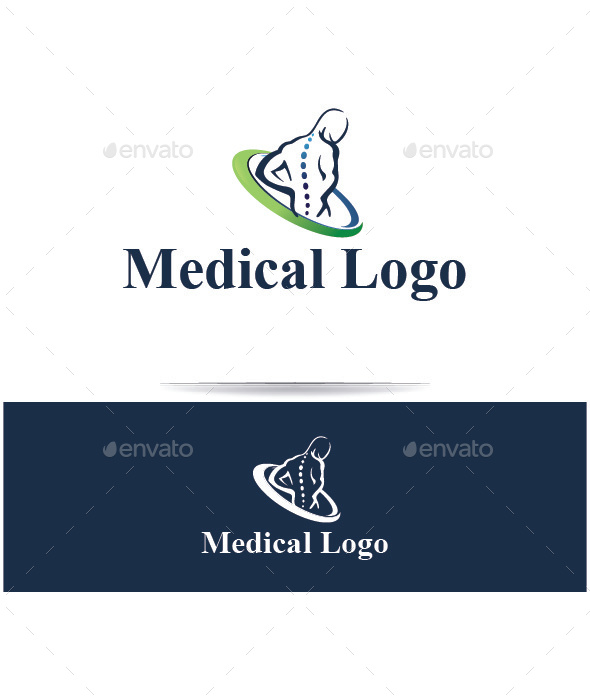 GraphicRiver Medical Logo 9810842