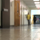 One Student Walking In Hallway (3 Of 3) - VideoHive Item for Sale