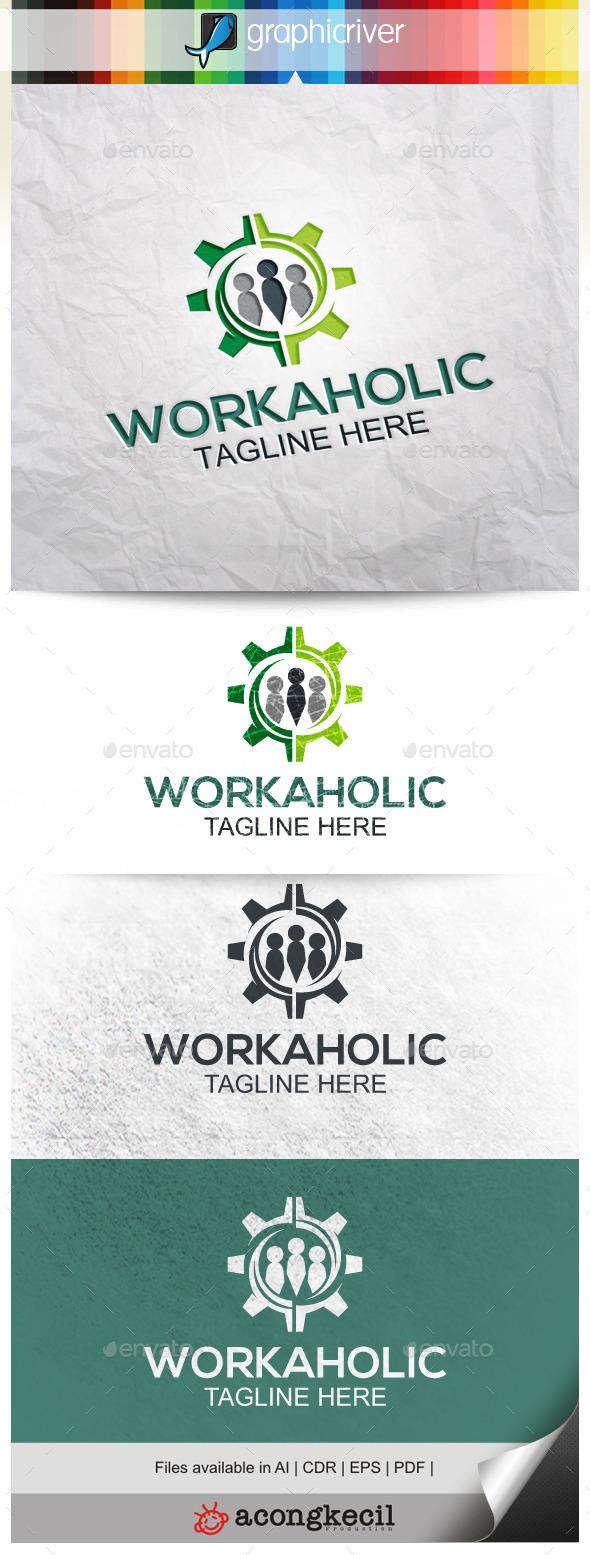 GraphicRiver Workaholic V.2 10039516