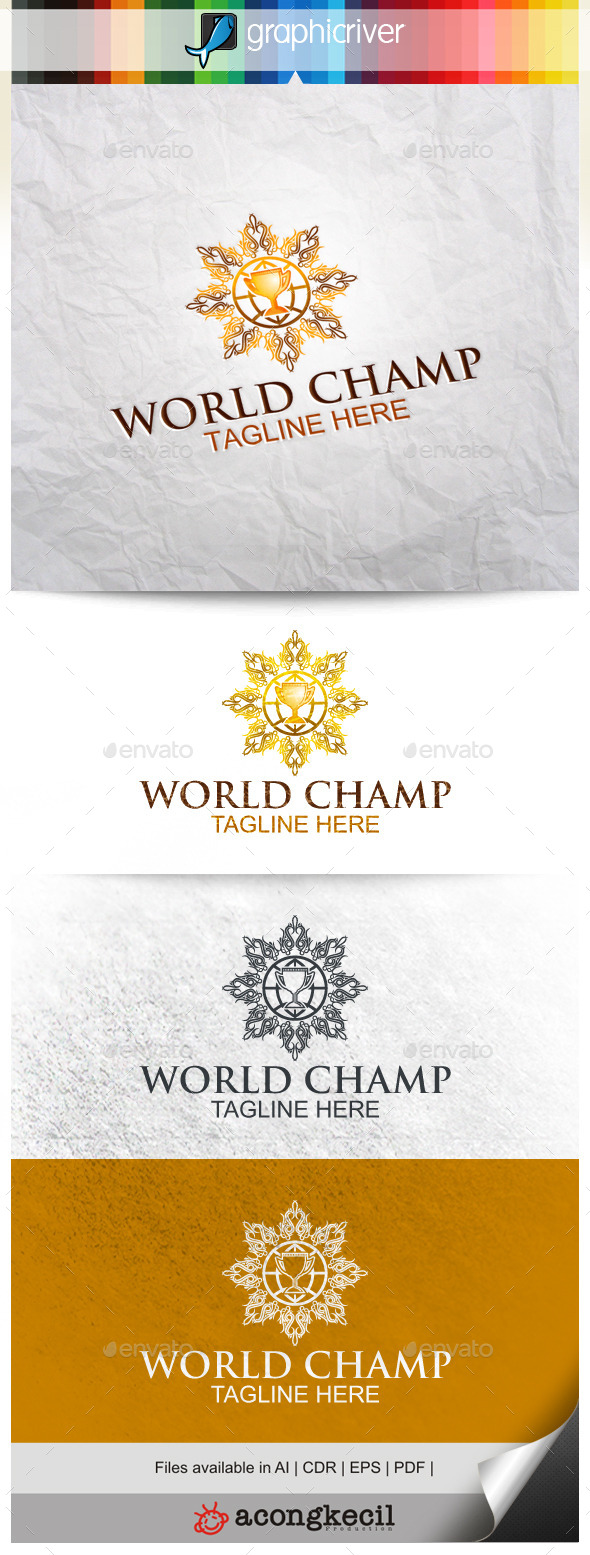 GraphicRiver World Champion V.2 10040068
