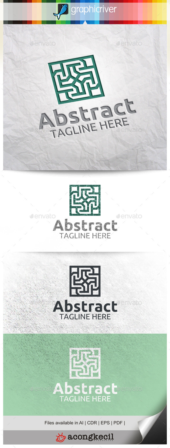 GraphicRiver Abstract Symbol V.9 10040122
