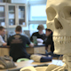 Skeleton In Science Class (3 Of 3) - VideoHive Item for Sale