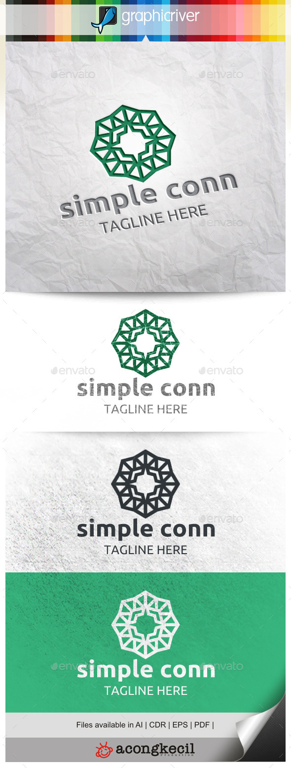 GraphicRiver Simple Connecting V.4 10040192