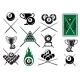 Billiard Emblems - GraphicRiver Item for Sale