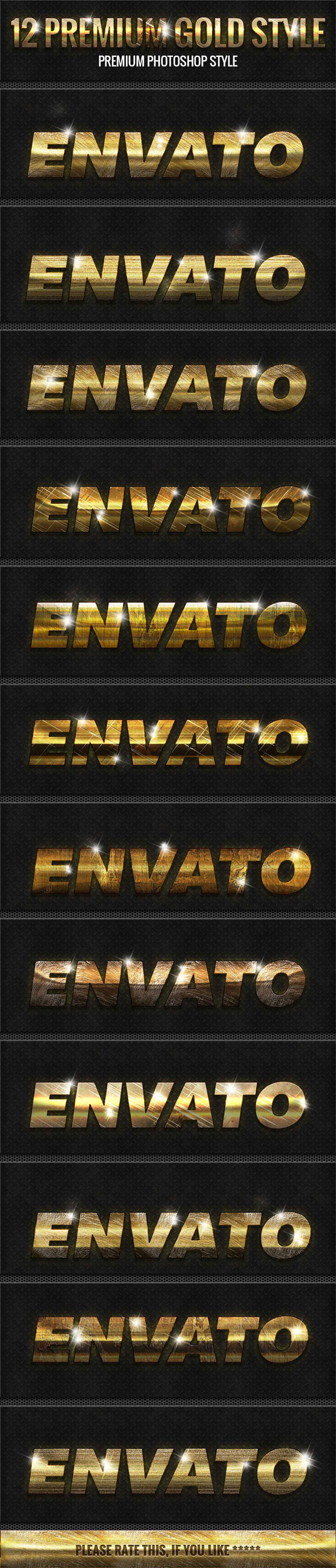 GraphicRiver 12 New Gold Style 10040363