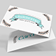 Business Card Mockup Gravity Zero - GraphicRiver Item for Sale