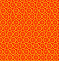 wallpapers with abstract yellow patterns on the orange - PhotoDune Item for Sale
