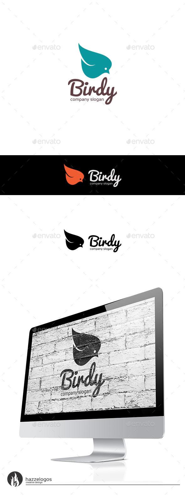 GraphicRiver Birdy Logo 10040912